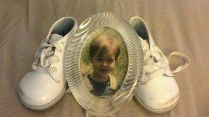 Jake as baby
