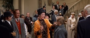 Auntie Mame and Patrick Dennis