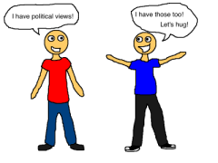I Have Political Views