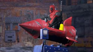 deadpool on game