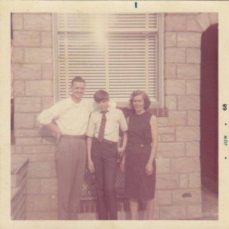 Bunny & Family 1968