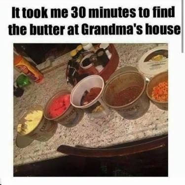 mom's house