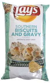 biscuits and gravy chips