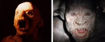 creepy crawlies from The Descent. Click photo for more info.