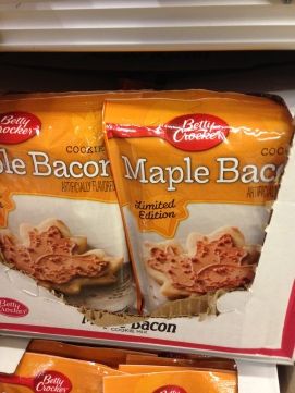 maple bacon cookie mix
