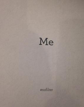 selfie book_no filter